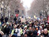 وزير داخلية فرنسا يعلن حظر أى تظاهر السبت المقبل فى الشانزليزيه