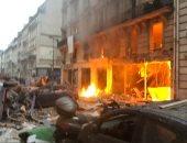 العثور على جثة رابعة جراء انفجار تسرب الغاز وسط باريس