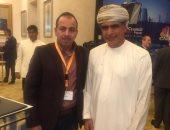 وزير البترول العماني لليوم السابع: الدول العربية تبحث عن مصادر طاقة جديدة.. فيديو