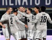 رونالدو وديبالا يقودان هجوم يوفنتوس ضد كييفو فى الدوري الإيطالي