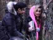 """صور جديدة من كواليس تصوير فيلم Last Christmas لـ """"إيمليا كلارك"""""""