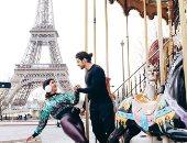 إن لقلبك عليك حق.. جورميت شودهاري وزوجته في إجازة رومانسية بفرنسا