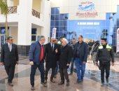 محافظ بورسعيد: سوق الأسماك الجديد نقلة كبرى لمنظومة الخدمات بالمحافظة