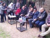 صور.. محافظ القاهرة: رفع كفاءة المنطقة المحيطة بمزرعة الزهراء للخيول العربية