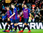 فيديو.. سواريز يستعيد قوته فى الدوري الإسباني مع برشلونة بـ14 هدفا