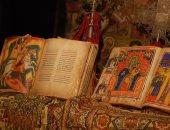 صور..اكتشاف مخطوطات مزخرفة بخط امرأة ينصف نساء العصور الوسطى فى ألمانيا