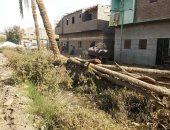 """صور.. قرية بنى إبراهيم بأسيوط تنتظر تفعيل مبادرة الرئيس السيسى """"حياة كريمة"""""""