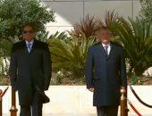 الرئيس السيسي يغادر الأردن بعد مباحثاته مع الملك عبد الله الثانى