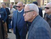 محافظ القاهرة يتفقد مشروع إسكان أرض الخيالة وإزالات أبو السعود ومجرى العيون