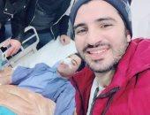 أكرم توفيق يجرى جراحة الأنف بنجاح ويغيب عن الأهلى 10 أيام