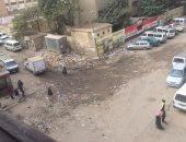 رفع أكوام القمامة بمساكن عين شمس استجابة لشكوى منشورة فى اليوم السابع