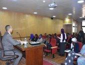 صور..تخريج دورة تدريبية لكوادر الشرطة النسائية الأفريقية بأكاديمية الشرطة