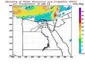مركز التنبؤ بالفيضان يتوقع سقوط أمطار خفيفة على القاهرة الأربعاء المقبل