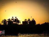 صورة اليوم.. فى قلب الليل وعزف الصمت متهادى كموج النيل