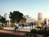 تنفيذ 168 فدانا من الحديقة المركزية والنهر الأخضر بالعاصمة الإدارية