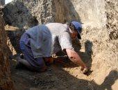 العثور على مقبرة أثرية عمرها 4500 سنة في مقاطعة موسكو