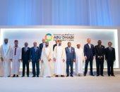 ولى عهد أبو ظبى: الإمارات ستواصل دورها فى تحفيز المبادرات التى تخدم الإنسانية