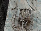 """قارئة تشكو من تهالك """"بوكسات"""" الهواتف الأرضية بمنطقة الحى الجديد بالقليوبية"""