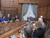 شيخ الأزهر: السلام العالمى لن يتحقق إلا باستحضار القيم الأخلاقية للأديان