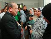 محافظ كفر الشيخ: فحص مليون و350 ألف مواطن ضمن مبادرة 100 مليون صحة