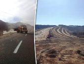 4 مشروعات هامة بقطاع الطرق فى جنوب سيناء العام الجارى.. اقرأ التفاصيل