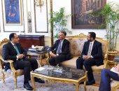 فيديو.. سفير بريطانى لرئيس الوزراء: نتطلع لزيارة استثماراتنا بمصر فى التعليم والصحة