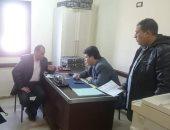 نقل عيادة التأمين الصحى من مستشفى أبو حماد المركزى خلال فترة الإحلال والتجديد