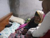 مبادرة 100 مليون صحة تنتقل لمنازل كبار السن والحالات المرضية بكفر الشيخ