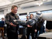 Nvidia تكشف عن روبوت جديد يمكنه العمل فى المطبخ ومساعدتك فى الطهى