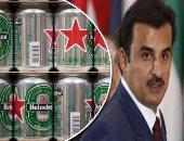 """""""فنكوش ضريبة المشروبات الكحولية يثير جدلا فى قطر.. """"تميم"""" يتراجع بعد رفع أسعار صندوق البيرة من92 إلى 105دولار والمتاجر ترحب بالقرار.. المعارضة : لم يطبق إلا ليلة رأس السنة لجنى الأرباح ومغازلة كأس العالم 2022"""