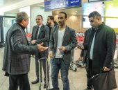 الاهلي يبدأ اليوم رحلة العودة من الجزائر عقب مواجهة الساورة