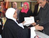 هيئة النظافة بالقاهرة تهدى 11 رحلة عمرة للعمال المتميزين تكريما لهم