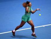سيرينا ويليامز تستهل بطولة أستراليا المفتوحة للتنس بانتصار كبير.. فيديو
