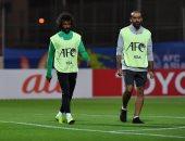 منتخب السعودية يسابق الزمن لتجهيز المصابين قبل مواجهة قطر