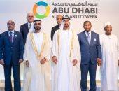 هزاع بن زايد: أسبوع أبو ظبى للاستدامة شاهد جديد على حراك الإمارات