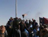 محافظ أسوان يوقد شعلة الاحتفال بالذكرى 48 لافتتاح السد العالى