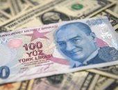 الليرة التركية تنخفض مجددا مقابل الدولار