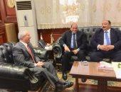 الإصلاح الزراعى يتسلم أعمال الحصر ويقرر إنشاء مول زراعى لأول مرة فى صعيد مصر