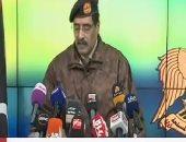 المسمارى يطالب المجتمع الدولى برفع الحظر عن بيع السلاح لليبيا