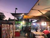 لو مروحتش معرض الكتاب.. مهرجان الأزبكية للكتاب مستمر وبخصومات كبيرة