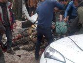 فيديو.. تقارير إعلامية تؤكد مقتل وإصابة جنود أمريكيين فى تفجير منبج بسوريا