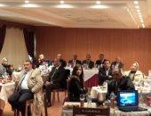 صور.. ميناء الإسكندرية يستقبل وفدا من جمعية رجال أعمال لبحث التعاون المشترك