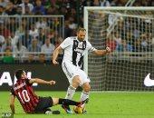 يوفنتوس يستضيف ميلان لحسم لقب الدوري الإيطالي