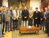 وزير الشباب والرياضة ينيب البجيرمي لبحث التعاون مع رابطة النقاد الرياضيين