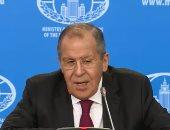 """فيديو.. سيرجى لافروف: اتهام الرئيس الأمريكى بالعمالة لروسيا """"عمل سيئ"""""""