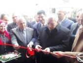 محافظ الدقهلية يفتتح مبنى إدارة طلخا التعليمية الجديد