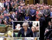 س وج.. ما مصير بريطانيا بعد رفض خطة تيريزا ماى للبريكست؟.. تقديم اتفاق ثان أو الخروج بدون اتفاق.. والانتخابات العامة الخيار الأقرب فى حال التصويت على سحب الثقة من الحكومة