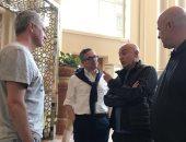 مدرب الزمالك السابق يلتقى مورينيو فى جلسة ودية