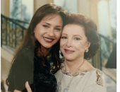 نيللى كريم تحيى الذكرى الرابعة لرحيل سيدة الشاشة العربية فاتن حمامة