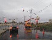 """الطقس فى الاردن.. أمانة عمان تواصل إزالة آثار الأمطار والثلوج """"فيديو"""""""